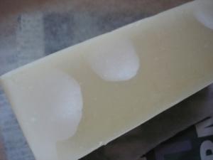 失敗石鹸??