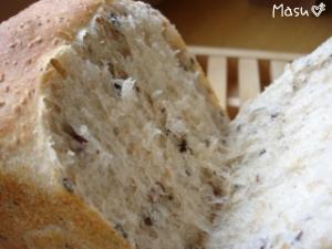 黒豆食パン1