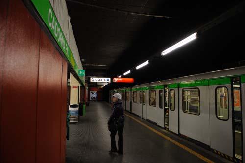 Cadorna駅