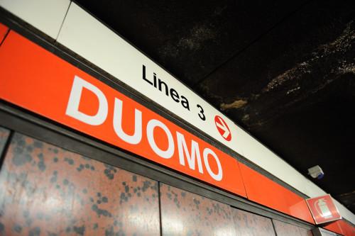 Duomo駅