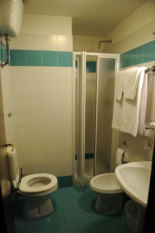 エクセルローマモンテマリオのバスルーム