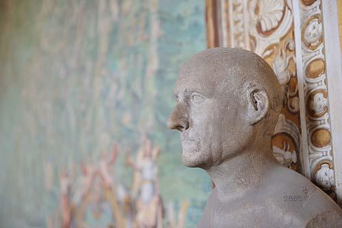ヴァチカン美術館の彫刻8