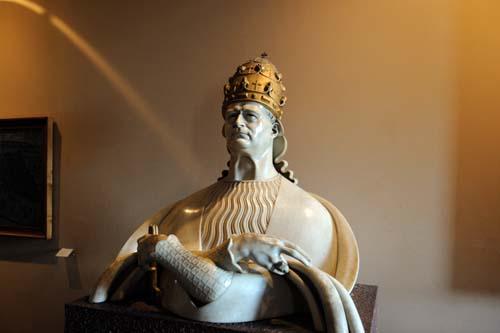 ヴァチカン美術館の彫刻9