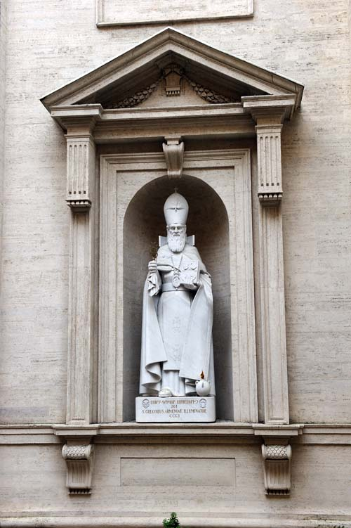 ヴァチカン美術館の彫刻10