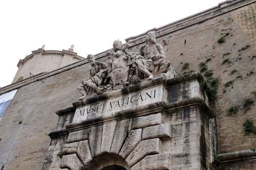 ヴァチカン市国の門