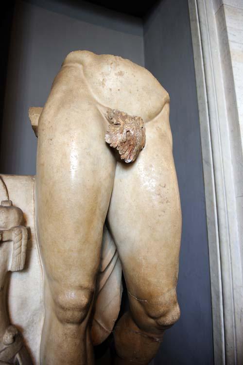 ヴァチカン美術館の彫刻2