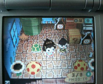 マリオ家具
