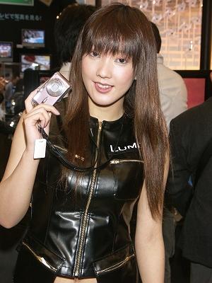 相吉澤淑江 Lumix