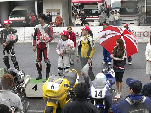 DUCATI CUP EAST1