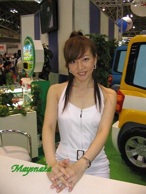 岩本清美さん