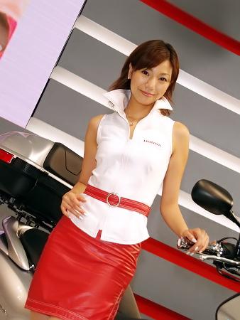 オートギャラリー2006 ホンダブース