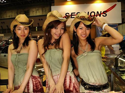 オートギャラリー2006 SESSIONブース