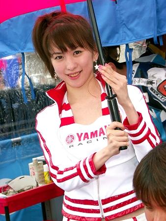 ヤマハ 水島千草(旧 生島千草)