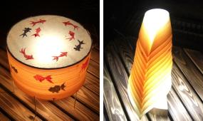 吉野 山灯りコンテスト