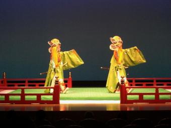 斑鳩雅楽フェスティバル