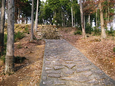 滋賀 甲賀寺跡