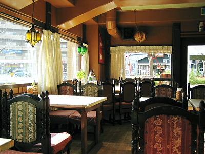 ナマステカフェ