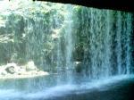 鍋ヶ滝裏側