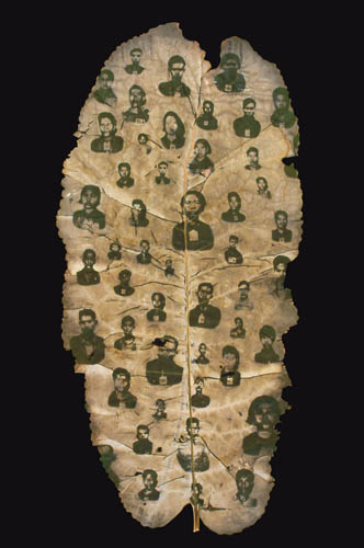 The Leaf Effect: Found Portraits from the Cambodian Killing Fields at Tuol Sleng