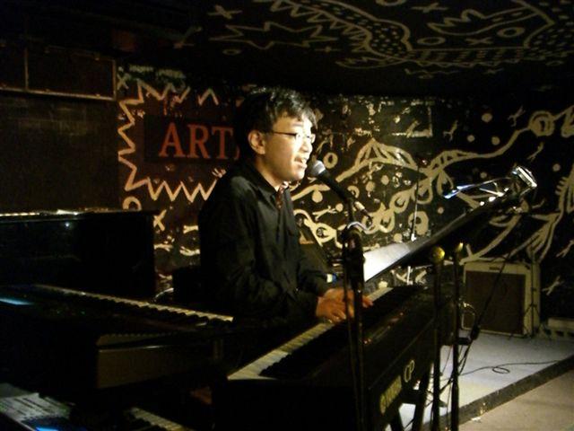 2009 11月 LIVE  表紙