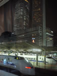 ホテルからの夜景@名古屋駅前