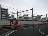 踊り子号通過@東京総合車両センター2008