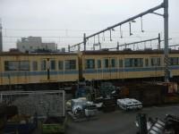 クモハ101-170@東京総合車両センター2008