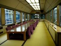 お座敷列車車内@東京総合車両センター2008
