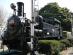 B6型蒸気機関車@名古屋市科学館