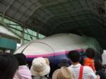 水平移動後1@新幹線車両基地まつりin仙台2007