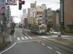富山地鉄の路面電車