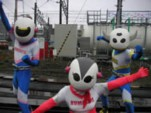 トレインジャー@尾久・ふれあい鉄道フェスティバル2007