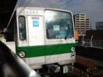 千代田線6000系1次試作車