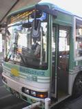 コミュニティバス北部ルート車両