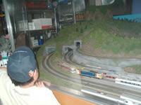 友の湯 鉄道模型2