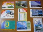鉄道模型ショウ2006で買ったオレンジカードなど