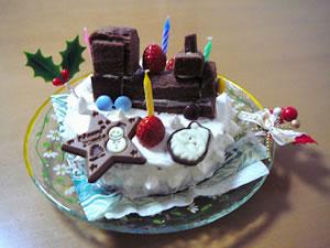 SLケーキ(いちおう)