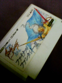 DS版FF3!!