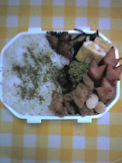 4/25のお弁当