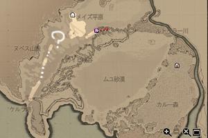 MAP異常
