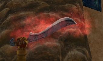 炎のトルクフルブレード