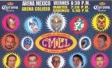 2006年 CMLLポケットカレンダー