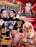 「LUCHAS 2000」表紙