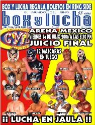 「boxylucha」 2006年7月10日号