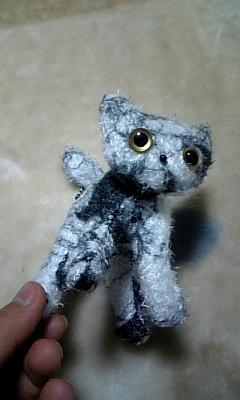 Rumpus cat