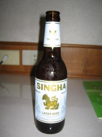 Beer of Thailand