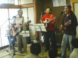 仏子公民館ライブ