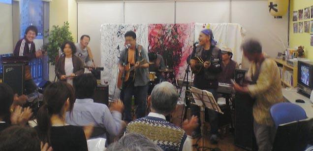 みゆき(ひのこ)バンド