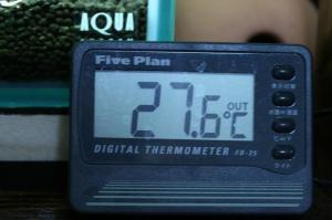 45cm水槽水温