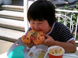ミッキーピザ